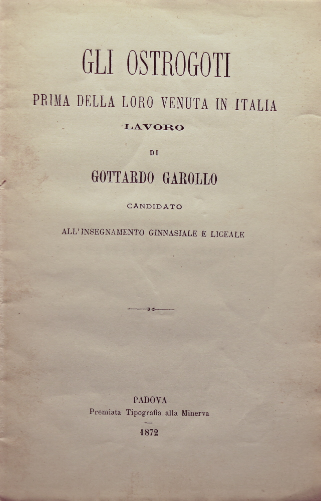 GOTTARDO GAROLLO